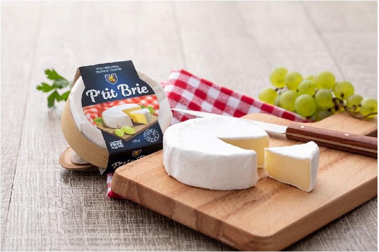 Ptit Brie - Fromagerie Milleret-8525