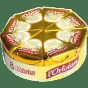 L'Ortolan portions