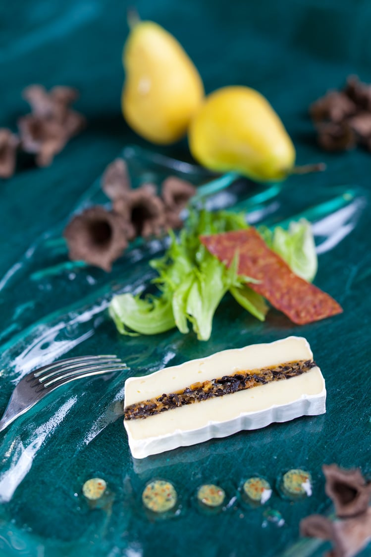 recette fromage charcennay